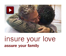 Insure your love insure your family